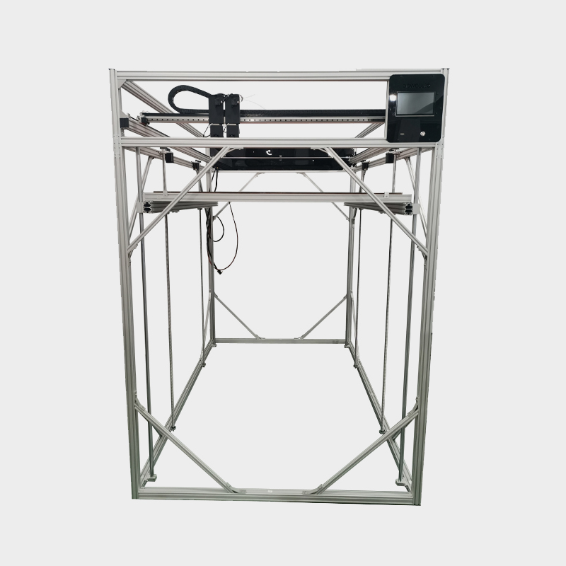 ECOIMPRESORAS Dowell 3D Printer Large format print size 1600x1000x600mm, dual extruder