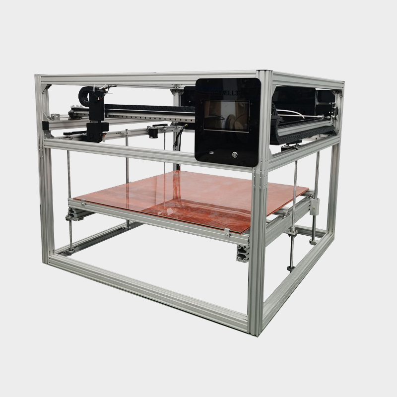 ECOIMPRESORAS ECO8 IMPRESORA 3D GRAN FORMATO